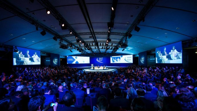 В Главном медиацентре Сочи открылся Российский инвестиционный форум