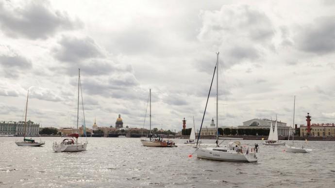 Санкт-Петербург и Калининград будут развивать морской туризм вместе