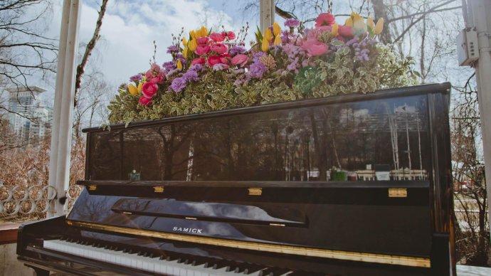 В «Сокольниках» пройдет бесплатный концерт пианистов-импровизаторов