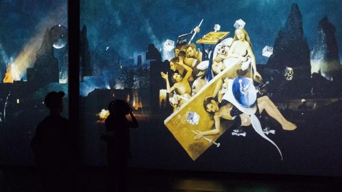 Выставка «Босх. Профессор кошмаров» на Artplay