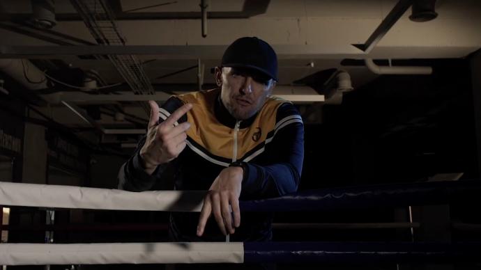 KREC выпустил клип «Везувий» — в память о погибшем боксере Максиме Дадашеве