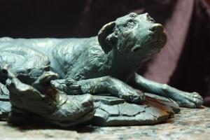 В «Музеоне» появится скульптура, посвященная бездомным животным