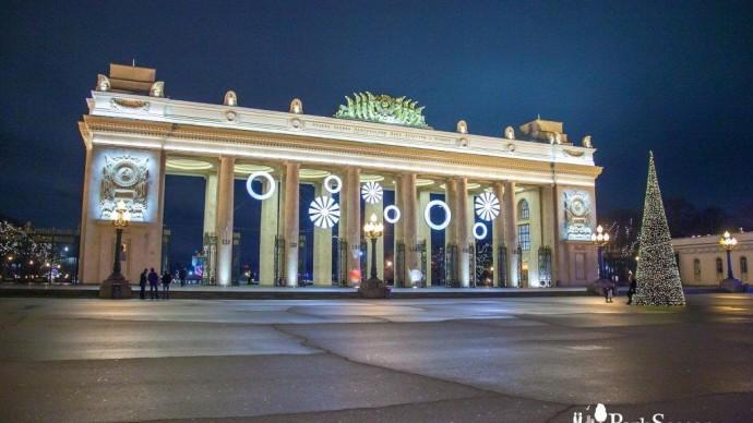Открылась регистрация на бесплатные экскурсии и квесты Парка Горького