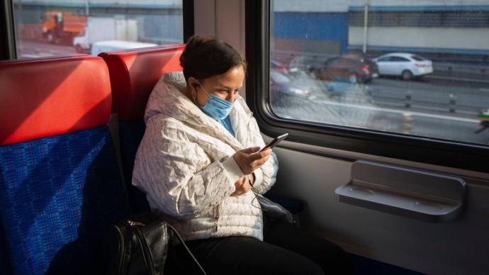 Пользователи приложения «Метро Москвы» теперь могут выбрать наиболее свободный вагон