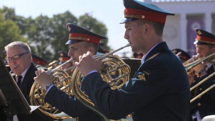 В Перовском парке можно будет послушать военный оркестр