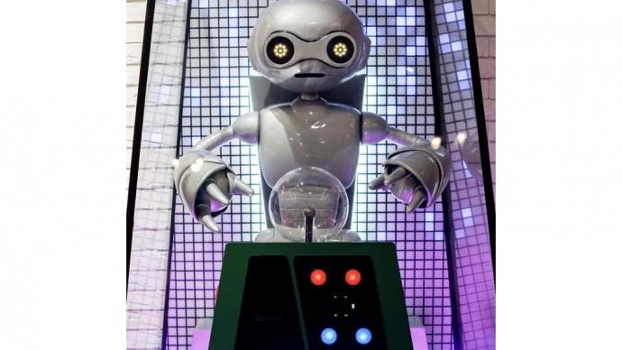 На «Острове Мечты» поселился Робот-предсказатель