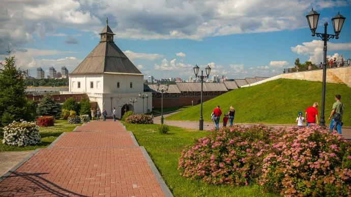 Экскурсии в Казанском Кремле