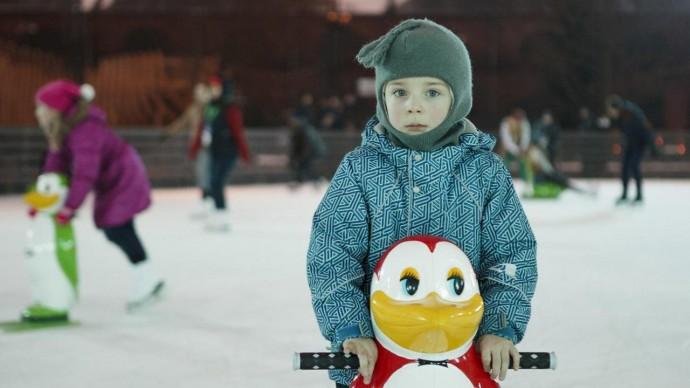 Каток в парке «Новая Голландия» откроется 17 ноября