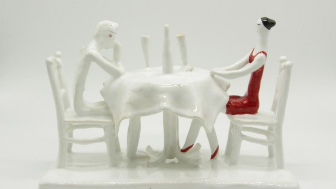 В «Царицыне» продолжается выставка керамики