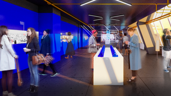 В «Москве-сити» откроют музей с панорамным видом