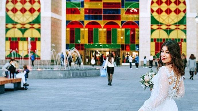 100 невест устроят шествие на «Острове Мечты»