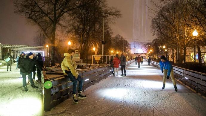 38 катков откроется в Москве в этом сезоне