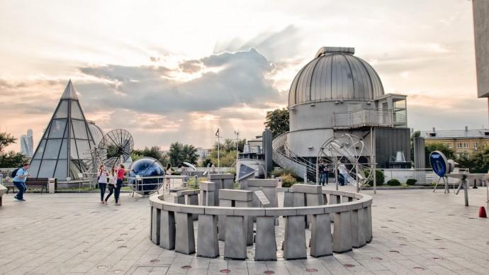 В Московском планетарии открывают цикл наблюдений за звездами