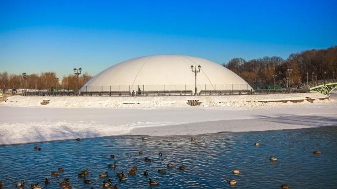 В музее-заповеднике «Царицыно» готовятся к открытию сезона фонтанов