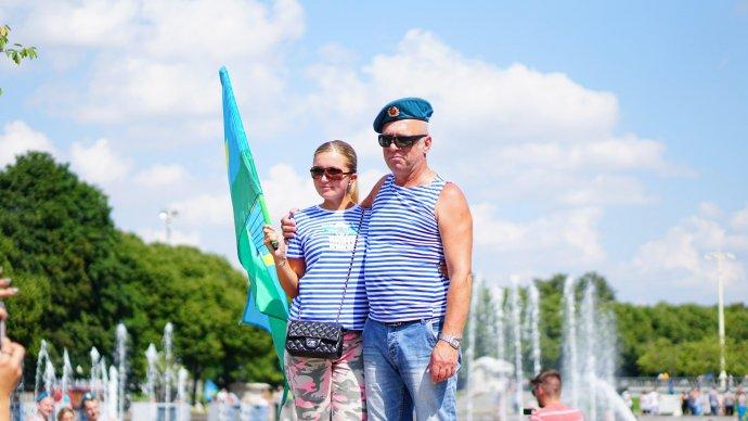 День ВДВ отметят в двух московских парках