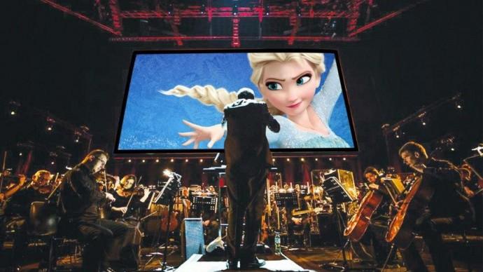 В филармонии исполнят музыку из диснеевских мультфильмов