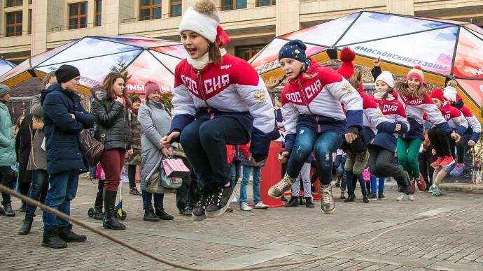 В парке на Ходынском поле отметят День народного единства