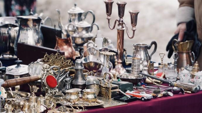 Городской блошиный рынок: ноябрь в Музее Москвы