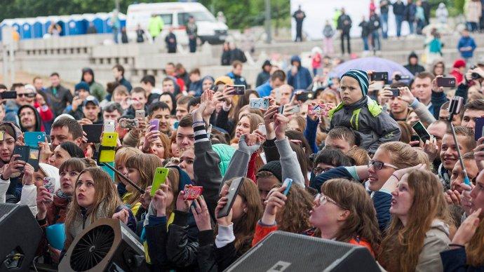 В парке 300-летия Петербурга пройдет День России