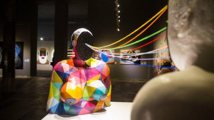 На ВДНХ покажут спецпроекты биеннале уличного искусства «Артмоссфера»