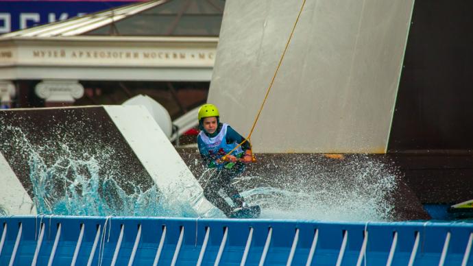 В Москве откроются скейт-парки и площадки для сапсерфинга