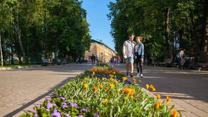 В парке Горького соберутся профессиональные городские фотографы