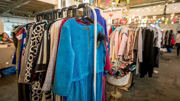 На Recycle Day расскажут об осознанном потреблении и научат перерабатывать одежду дома