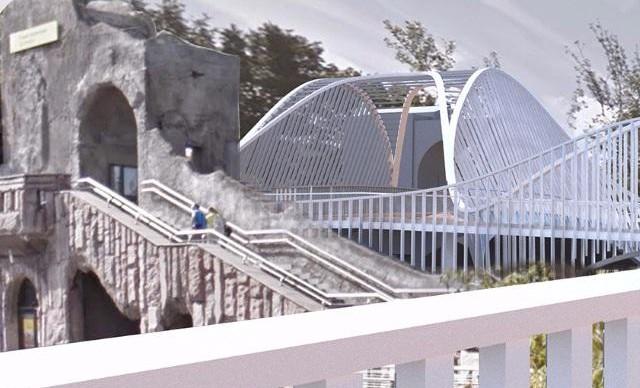 Новый мост в Московском зоопарке построят до конца этого года