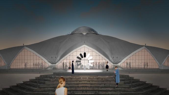 На Даниловском рынке появится новый летний павильон