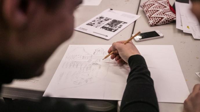 На ВДНХ открывают лабораторию для молодых художников