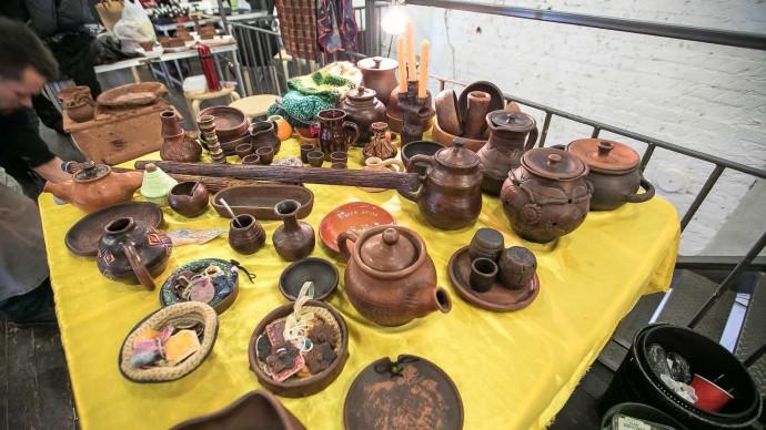 Весенний фестиваль-маркет керамики 4Ceramics