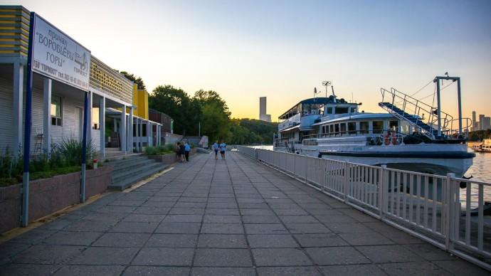 В Москве предлагают запустить кругогодичный речной транспорт