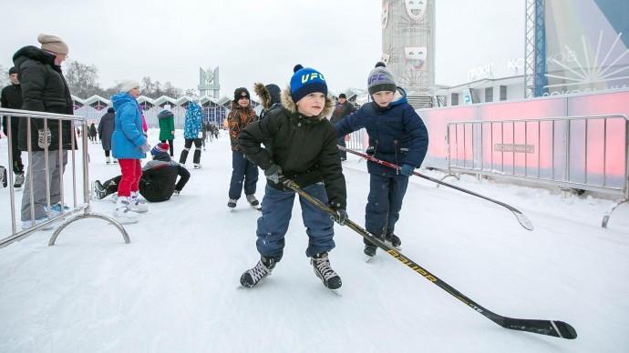 Волгоградский каток «Новое поколение» отпразднует Всероссийский день зимних видов спорта