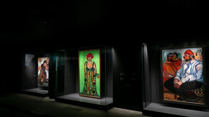 Выставка Зураба Церетели в Подземном музее «Зарядья»