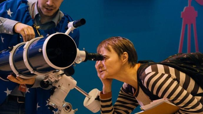 Московский планетарий приглашает на взрослые курсы по астрономии