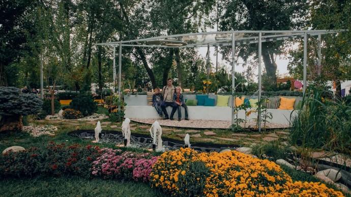 Фестиваль «Сады и люди» пройдет на ВДНХ в августе