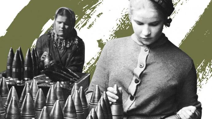 """Выставка """"Женщины в войне"""" проходит в Музее Москвы"""