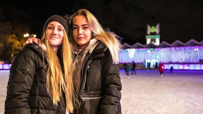 Катки Екатеринбурга откроются для бесплатного посещения