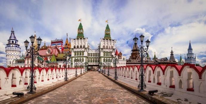 В Измайловском Кремле проведут фестиваль «Русская кухня»