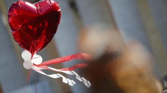 В Парке Горького отметят День святого Валентина