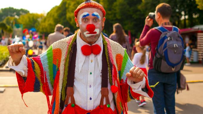 На московских бульварах пройдет фестиваль циркового искусства