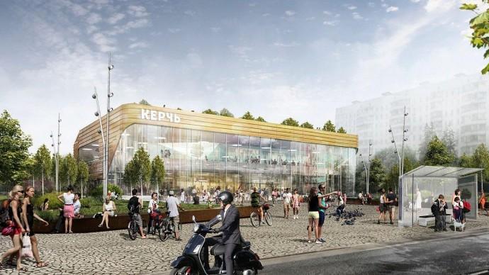 В Москве появится кинотеатр с садом на крыше