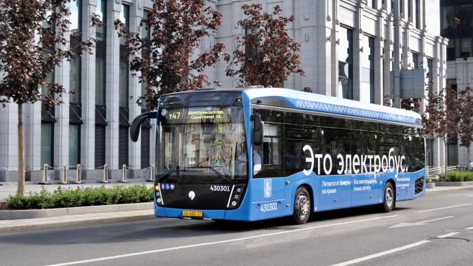Маршруты общественного транспорта изменятся в октябре