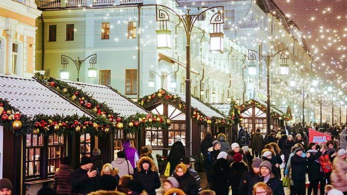 14 января завершится фестиваль «Путешествие в Рождество»
