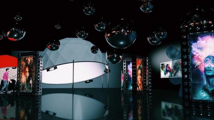 В ArtPlay проходит выставочный проект Samskara