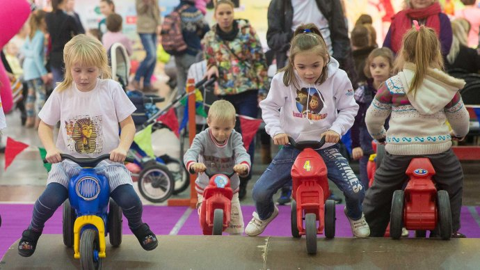 На ВДНХ открывается интерактивная выставка «Спортлэнд – территория детства»