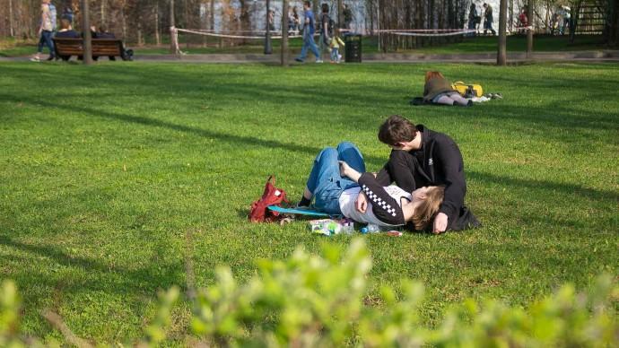 Открытие летнего сезона в парке «Фили»