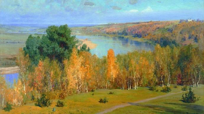 Выставка Василия Поленова в Новой Третьяковке
