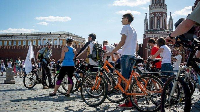 Проект «Москва глазами инженера» запускает серию велоэкскурсий