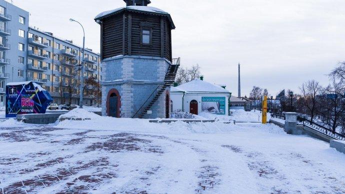 Водонапорная башня на Плотинке может стать музеем